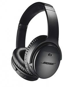 Bose QuietComfort 35 Best Active Noise-cancelling Headphones for ASMR