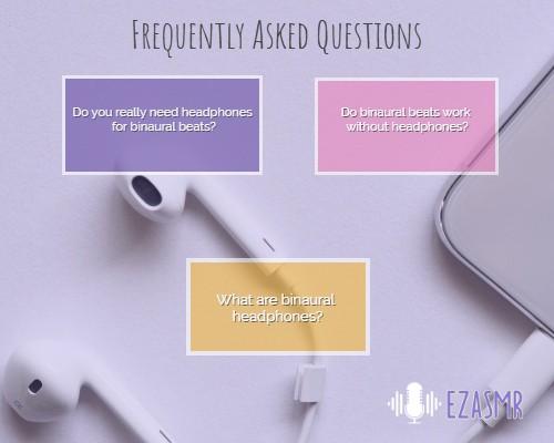 FAQ about Binaural Beats and Subliminals Headphones