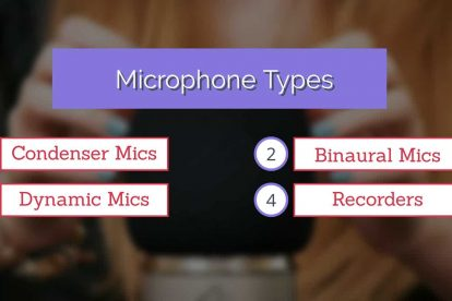 Popular ASMR Microphone Types