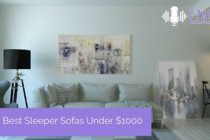 best sleeper sofas under 1000
