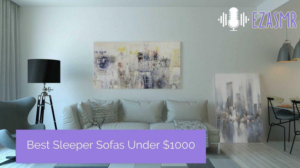 best sleeper sofas under 1000